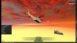 ROBLOX - Nuclear Bomb Test