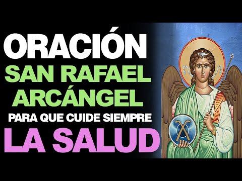 🙏 Oración muy Poderosa a San Rafael Arcángel PARA LA SALUD 🙇️