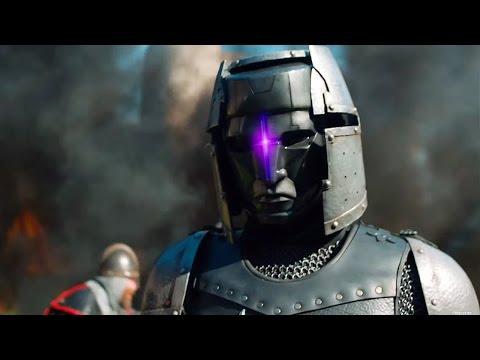 Robot!  Robot of Sherwood  Doctor Who  BBC
