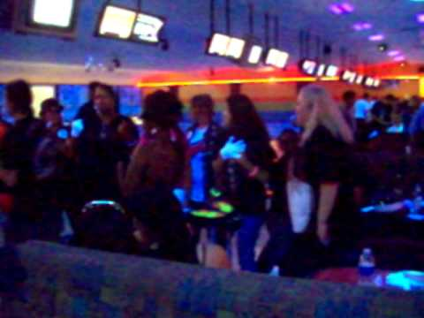 Michael Jackson Bowling Night at Jewel City Bowl In Glendale, CA