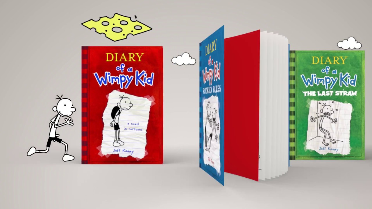 diary of a wimpy kid 14