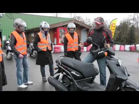 Formation à la conduite des 125, scooters, motos et MP3 LT : Les fondamentaux