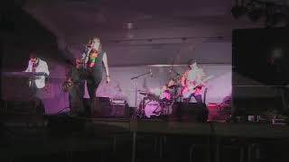 SundayGirl (Blondie tribute) - One Way or Another - live @ Point Lookout Beach - multi angle version