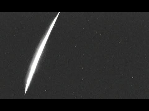 Bright meteor event over Granada on Dec.10//Bola de fuego sobre Granada el 10 dic.
