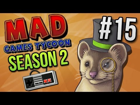 Mad Games Tycoon - FULL SPEED AHEAD - Ep. 15 (Season 2) ★ Let's Play Mad Games Tycoon