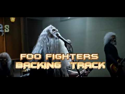 Foo Fighters - Run BACKING TRACK (Only Drums)