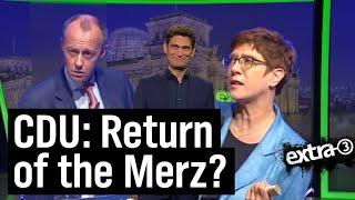 Führungskrise bei der CDU