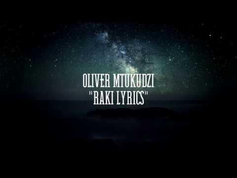 Oliver Mtukudzi - Raki (Lyrics)