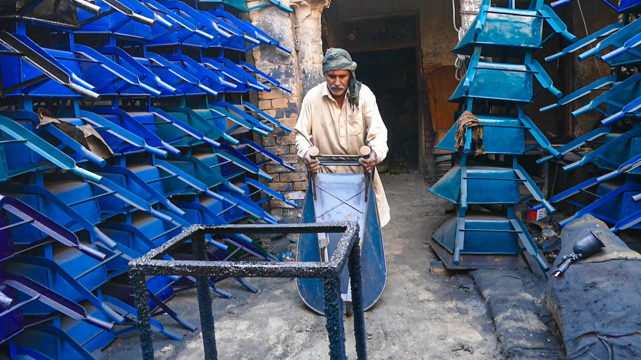Download How Wheelbarrows Are Made