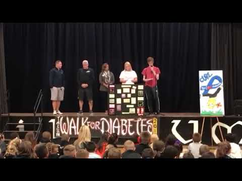 Diabetes speech 2017 Tinicum school part 1
