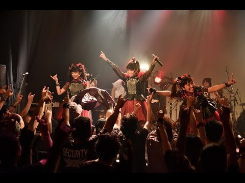 BABYMETAL cover From Dusk Till Dawn FDTD DIZZYMETAL 2017.08.27 at 初台 The DOORS【踊ってみた】【弾いてみた】