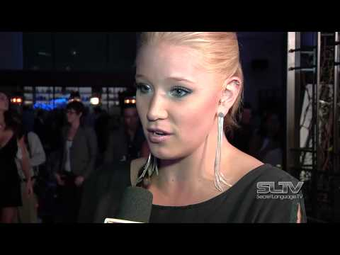 SLTV: Actress Kristen Renton talks about working with Charlie Sheen on