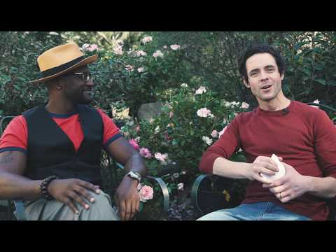 Taye Diggs Talks to Hallmark about Love and Valentine's Day
