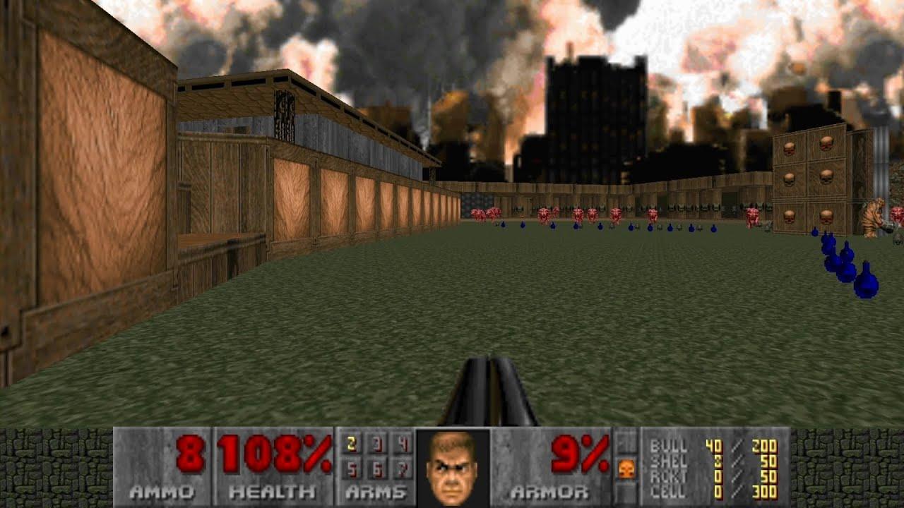 [Doom] Doom 2 MAP 18