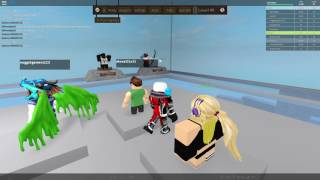 Roblox | Fighter's Beta YOUTUBE SENSATION VENOMIC w/ Minecraftkid and Rojo007
