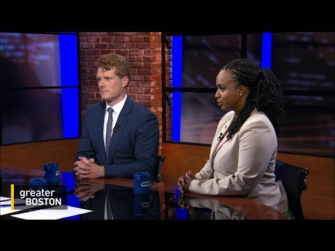 'A Culture That Is Corrupt': Reps. Ayanna Pressley, Joe Kennedy Describe Visit To Migrant Detention Centers