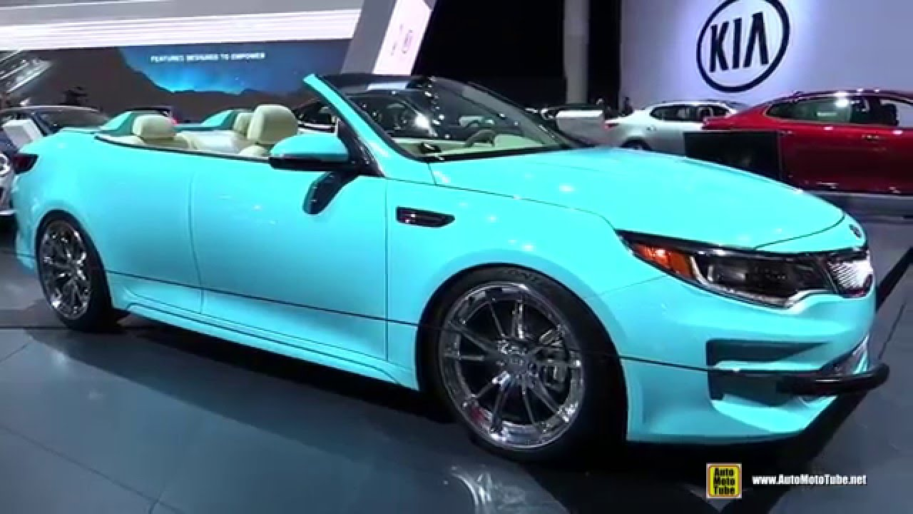 2017 Kia Convertible | Best new cars for 2018