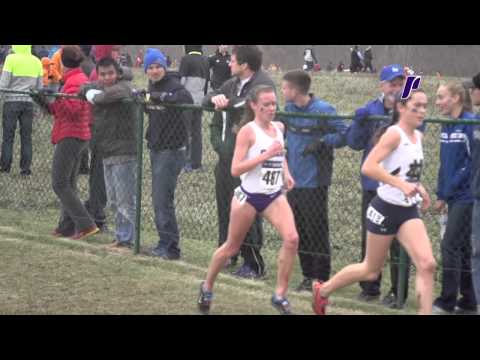 Tansey Lystad Finishes 15th at NCAA Nationals, Earns All-American Status