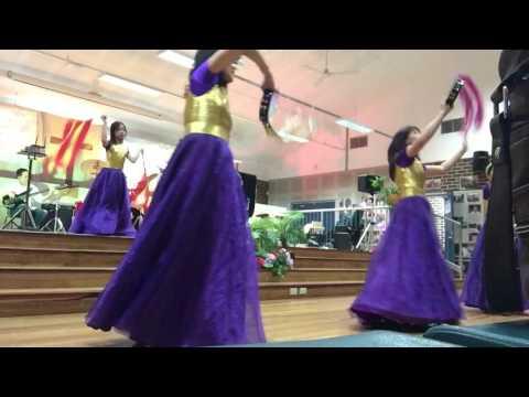 Soraklah Haleluya ( tambourine ) - HOUSE OF SACRIFICE