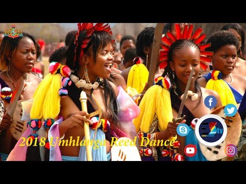 2018 Umhlanga Reed Dance
