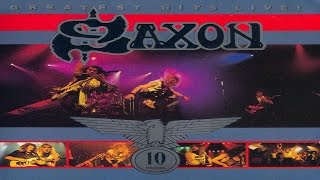 Saxon - 10 Years Of Denim And Leather 1989 Full Concert