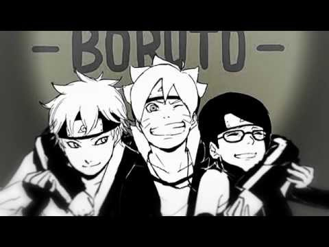 Boruto: Naruto The Movie - OST - Spin and Burst