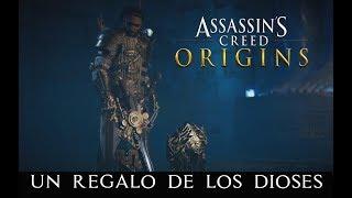 ASSASIN´S CREED ORIGINS -UN REGALO DE LOS DIOSES-