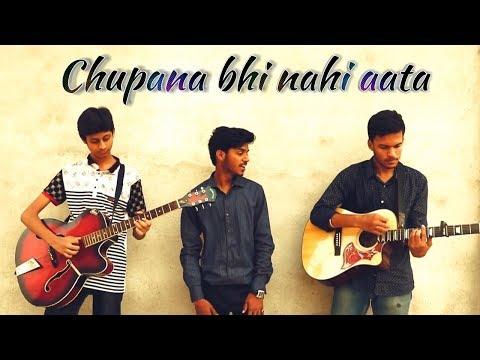 CHUPANA BHI NAHI AATA (UNPLUGGED) ||BAAZIGAR|| -Ayush Raj