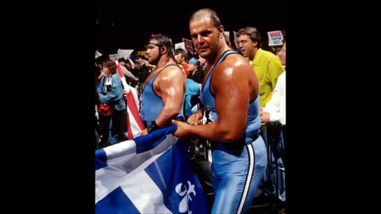 the quebecers 2nd wwe theme