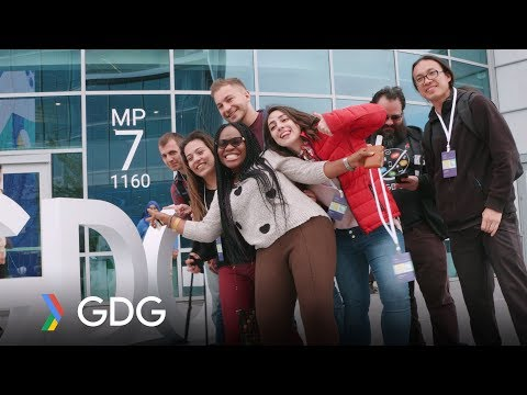 Google Developers: Global GDG & Community Groups Leaders Summit 2018