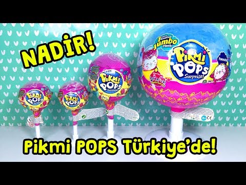Nadir Pikmi POPS Buldum - Mis Kokulu Pikmi POPS Türkiye'de