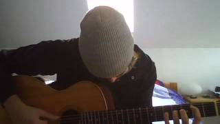 from the morning - nick drake (fingerstyle arrangement)