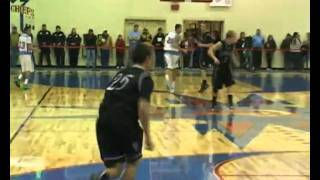 #1 Wind River at #5 Wyoming Indian - Boys Basketball 12/29/11