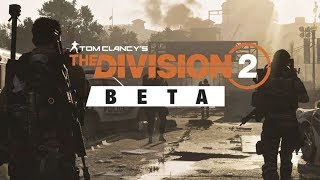 Tom Clancy's The Division 2 Beta Test i7 4790 gtx1060 6gb 16gb 21:9 2560x1080