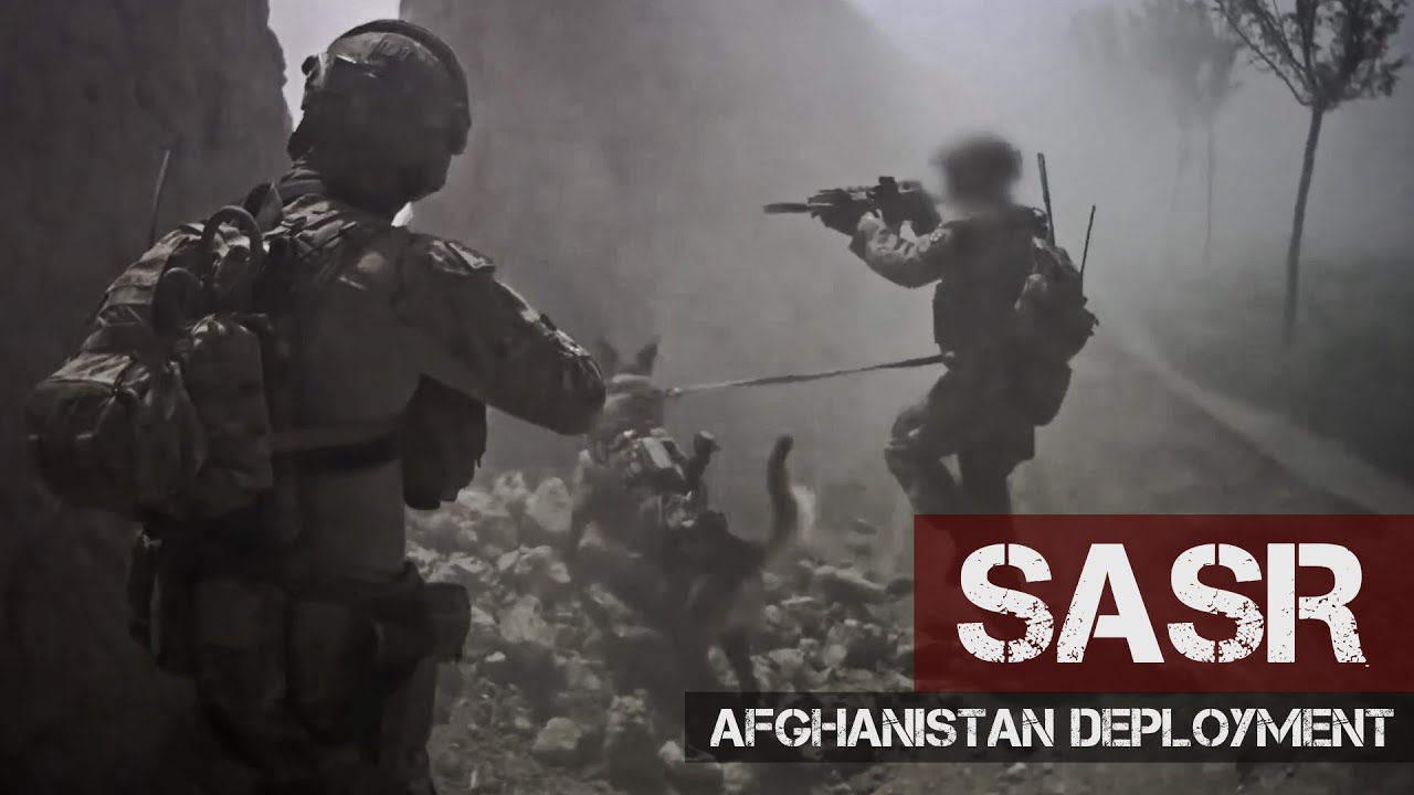 Australian SASR    The Real War