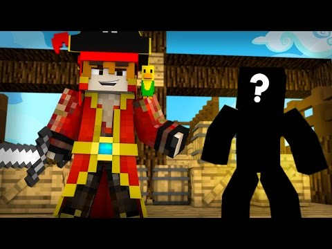 Minecraft : Piratas #6 - NOVO MARUJO ‹ MayconLorenz ›