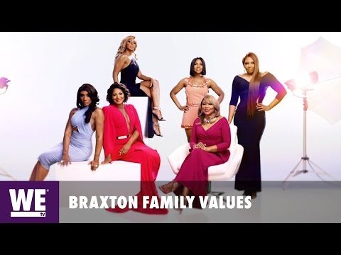 Braxton Family Values | The Braxtons Keep it 100! | WE tv