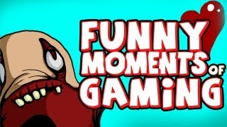 Repeat youtube video FUNNY GAMING MONTAGE!