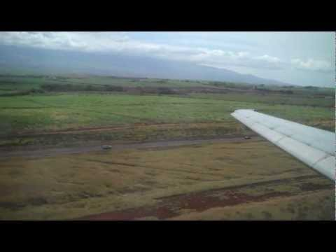 Repeat Hawaiian inter-island hop (FSDT's PHNL and PHOG) in