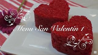 Menu de San Valentín - recetas para San Valentín faciles - Videos en 4K