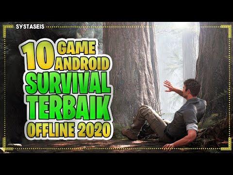 10 Game Android Survival Offline Terbaik 2020