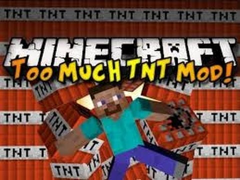 How to install Too Much TNT mod 1.8.7
