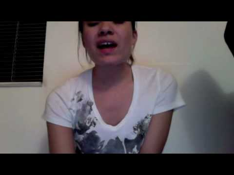 The Way I Am Ingrid Michaelson Cover