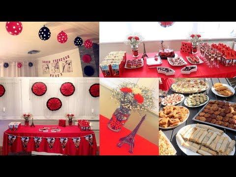 شوفوا شنو حضرت لعيد ميلاد إبنتي الصغيرة أفكار لتنسيق الحفلات