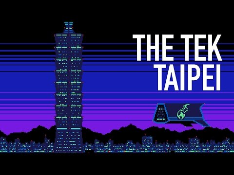The Tek: Computex, Taipei