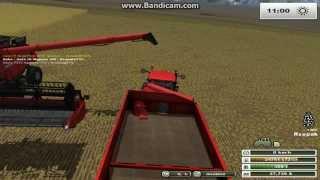 Zagrajmy w farming simulator 2013 na mapie USA odc 1 Żniwa