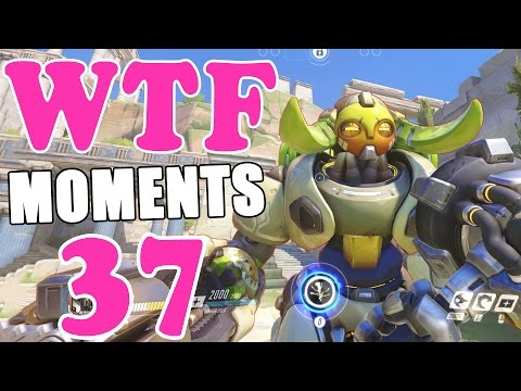 Overwatch WTF Moments Ep.37