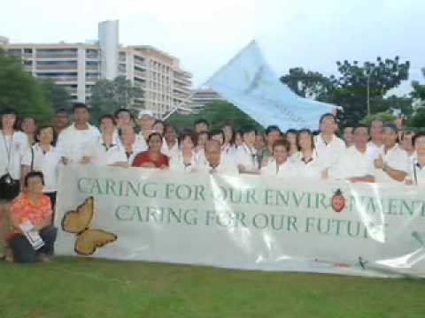 Recipients of the President's Award for the Environment 2008, Singapore