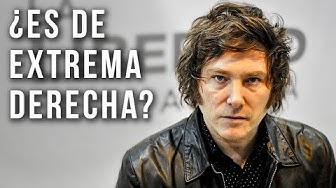 Imagen del video: Rallo: ¿Es Javier Milei un representante de la extrema derecha?