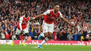 Every Pierre-Emerick Aubameyang goal in 2019 | Arsenal 2019 compilation